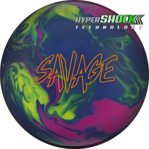 Savage Bowling Ball
