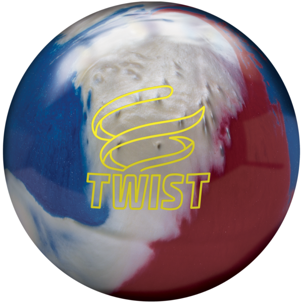 Twist Red White Blue