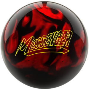 Messenger Red Black